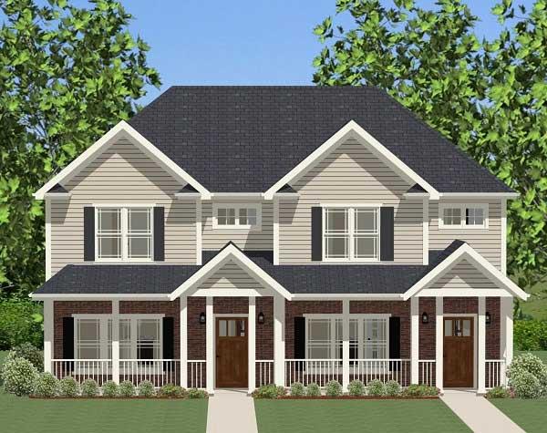 House Plan - Oregon Strong